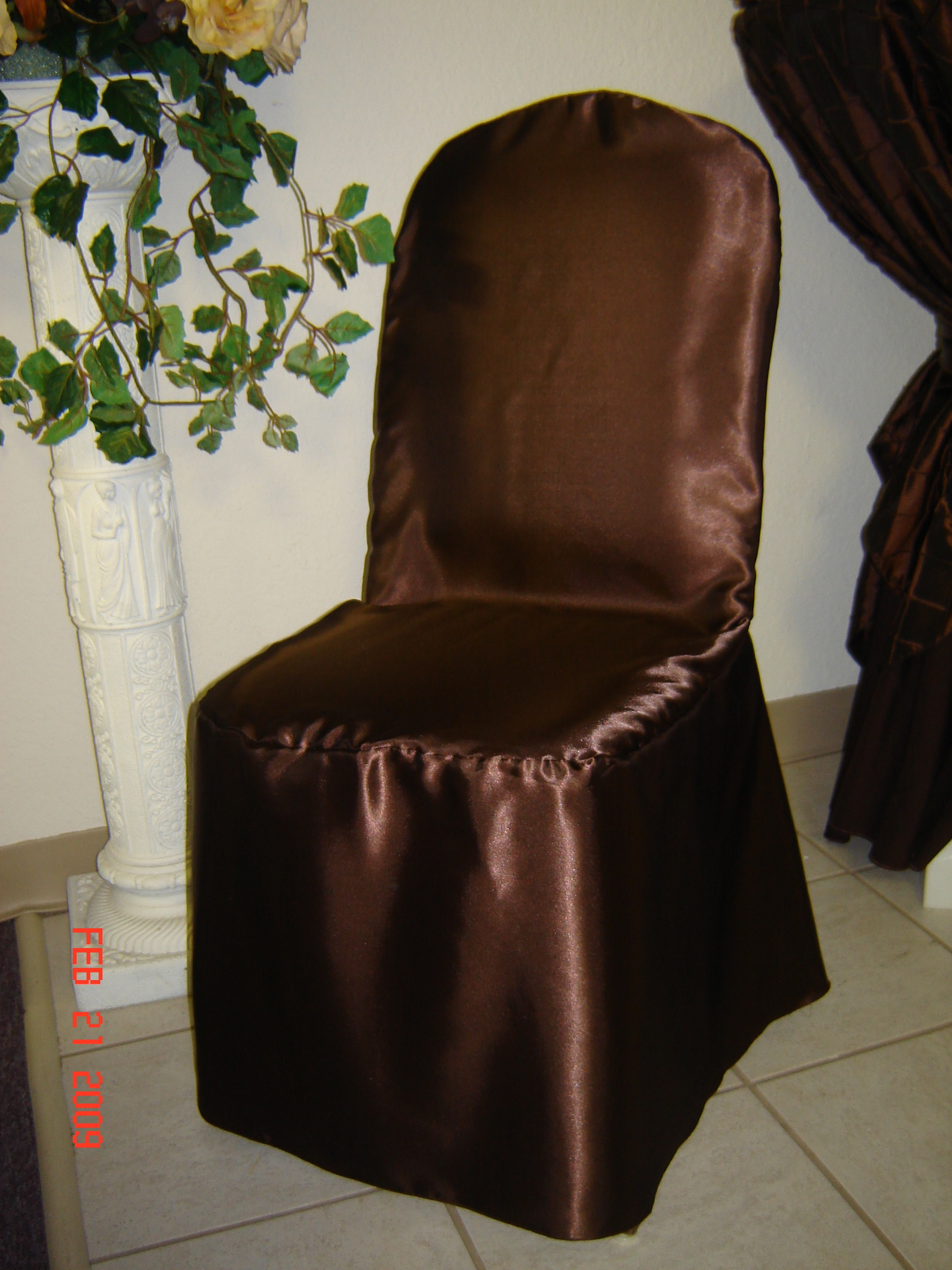 Chair Covers For Wedding Simply Elegant Weddings Chair Cover Rentals Banquet Satin