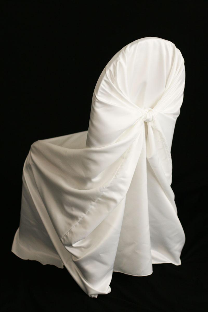 white universal chair covers adirondack style plastic chairs uk simply elegant weddings lamour cover rentals serving dallas and fort worth texas