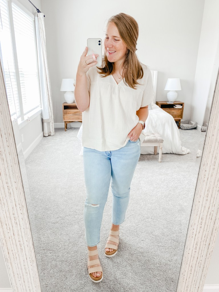 Madewell Sale Try On and Shopping Tips Simply Emily E Blog