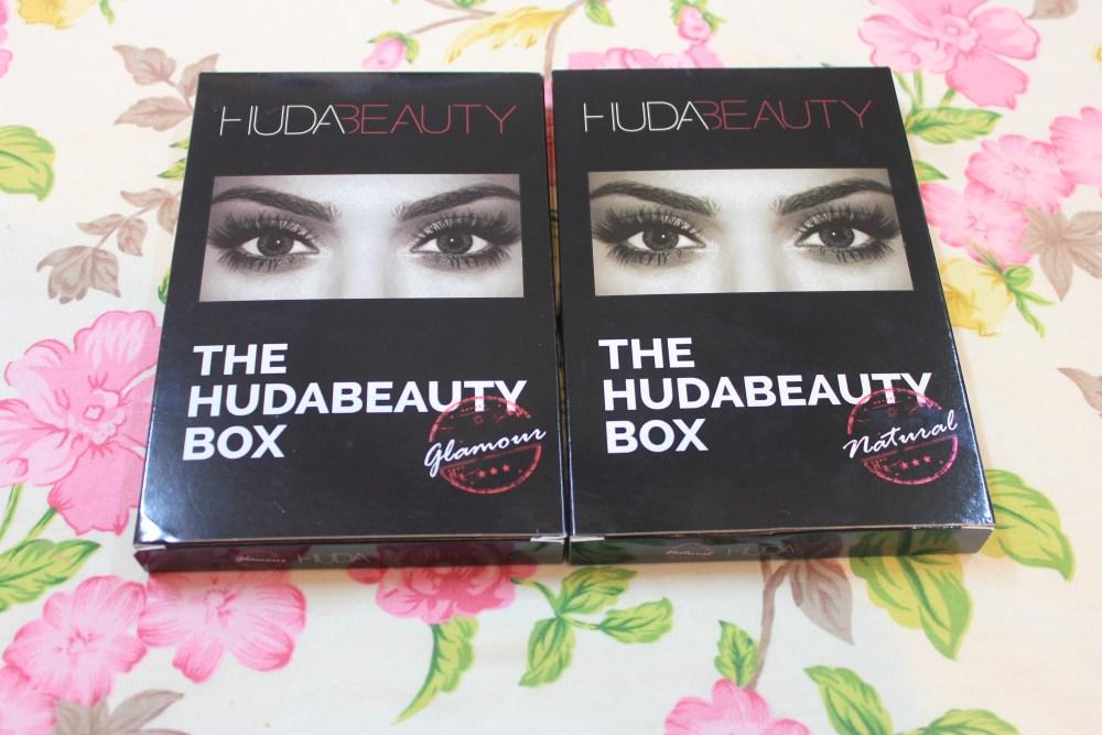 My Prize from Show Me Your Eyes Contest : Huda Beauty False Eyelashes Kits (2/6)