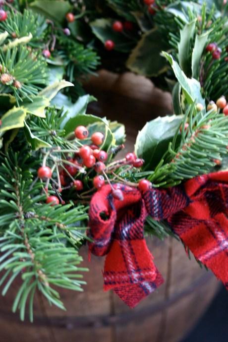 Wreath Inside