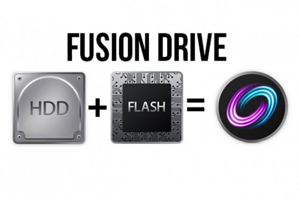 Fusion Drive upgrades for MacBooks
