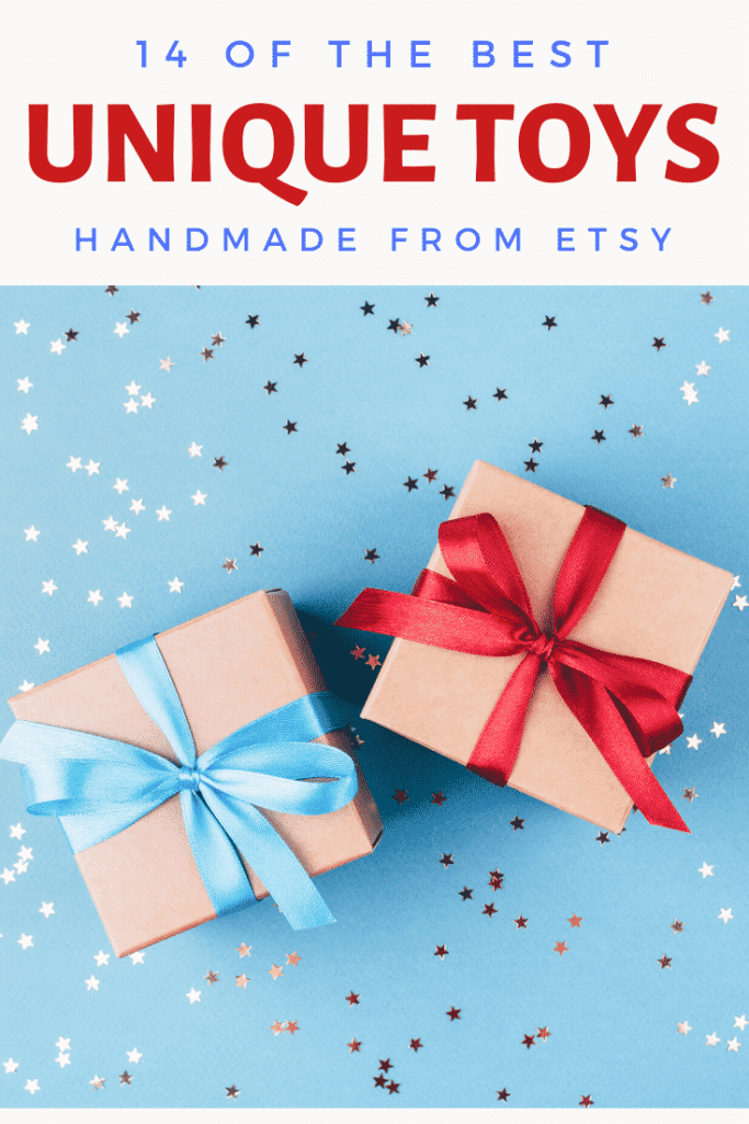 14 of the Best Unique Toys Handmade From Etsy