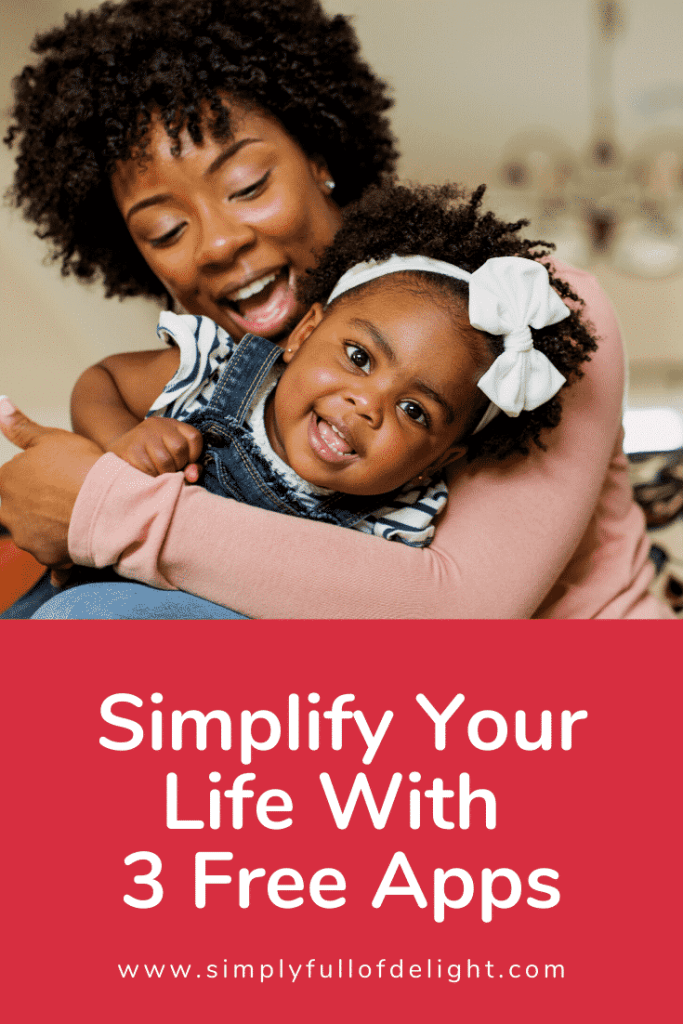 Simplify your life with 3 free apps
