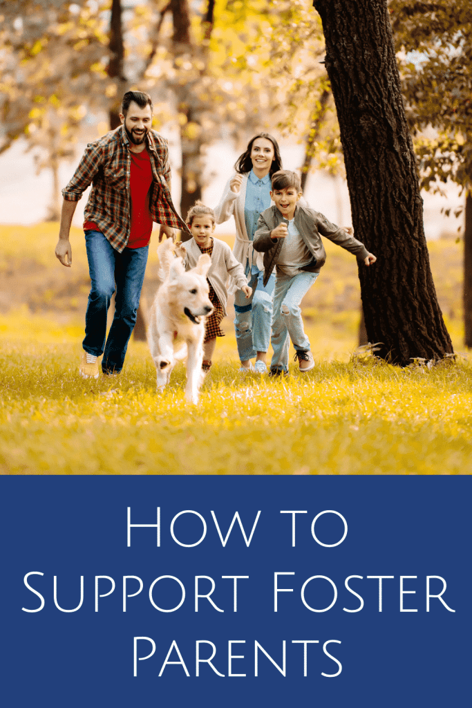 How to Support Foster Parents