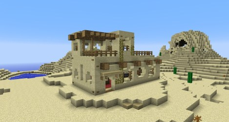minecraft desert cool easy grian designs houses building buildings structures modern projects minecraftforum creations plans awesome construction survival barn floor
