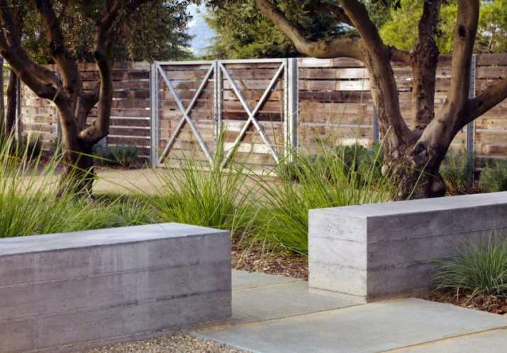 California Contemporary paving ideas