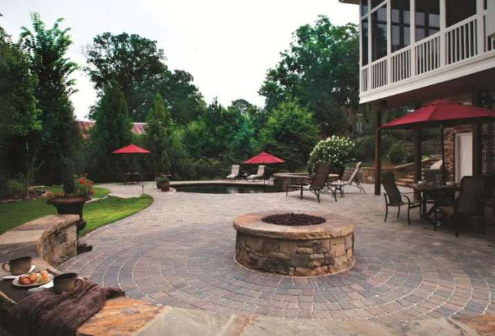 From Fire Pit to Pool