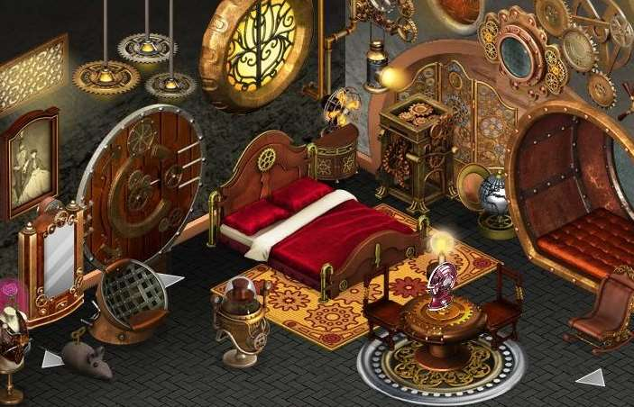 Home Decorating Ideas For Steampunk