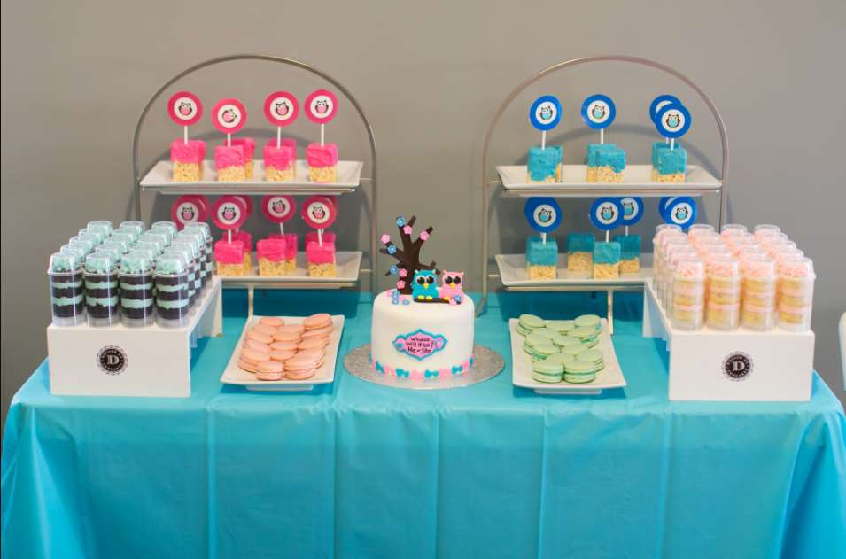 Baby Boy Cupcakes Baby Shower