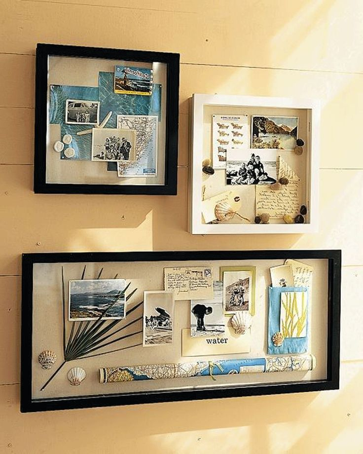 20 Shadow Box Ideas, Cute and Creative Displaying