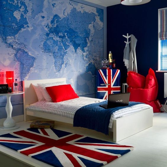 20 Cool Boys Bedroom Ideas to Try at Home - Simply Home