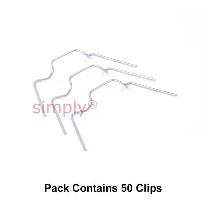Greenhouse Spares: Greenhouse Glass Clips, Nuts, Bolts