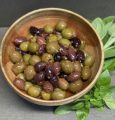 Spicy Greek Harissa Olives