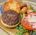 Hamburger with Artisan Bun