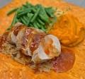 Roasted Pork Tenderloin with Apricot Glaze