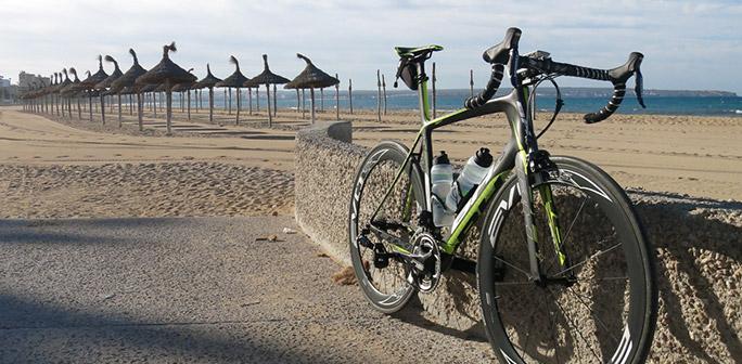 Så här fina cyklar kan du hyra hos Pro Cycling Mallorca