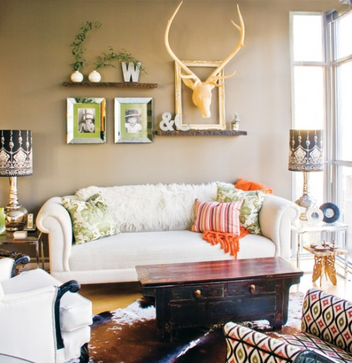 modern-eclectic-living