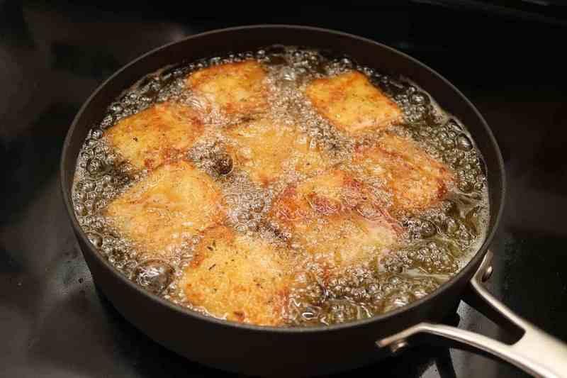 Air Fryer Lasagna Fritta