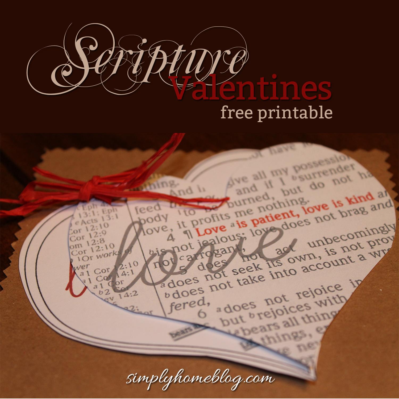 scripture valentines free printable