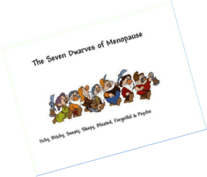 seven dwarves of menopause