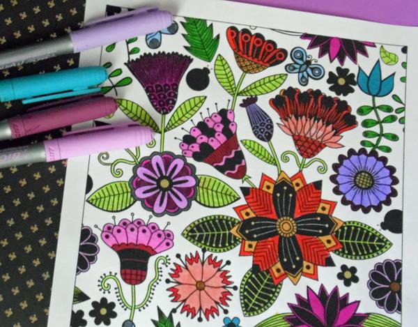 lilt kids color book