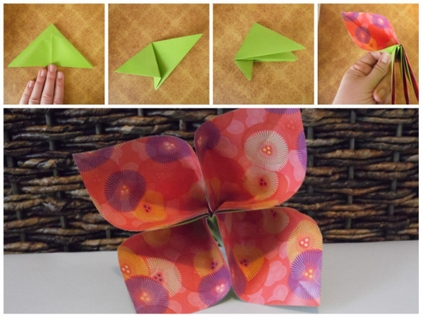 Craft-your-own-pretty-Origami-Flower-700x525