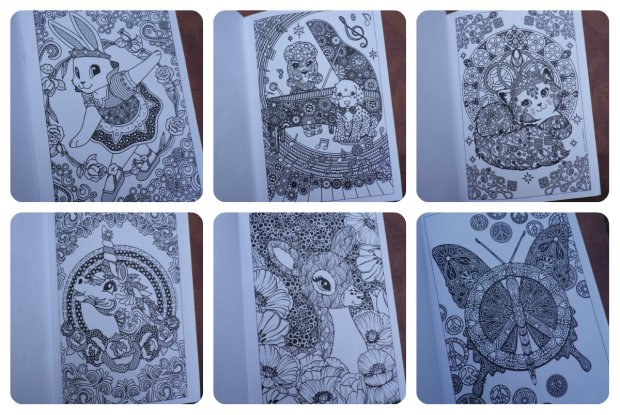 lisa frank book 1