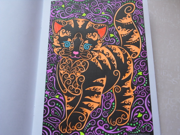 lisa frank kitty