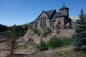Beautiful Church outside of Estes Park, Colorado