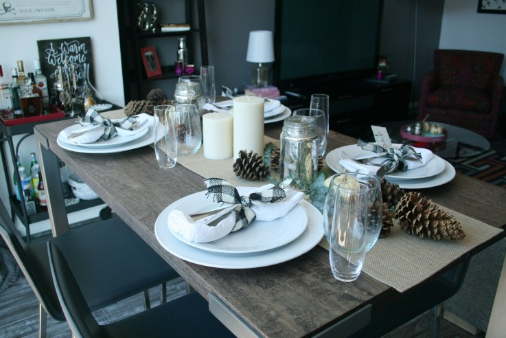 Thanksgiving Tablescape: Simply J&K.com
