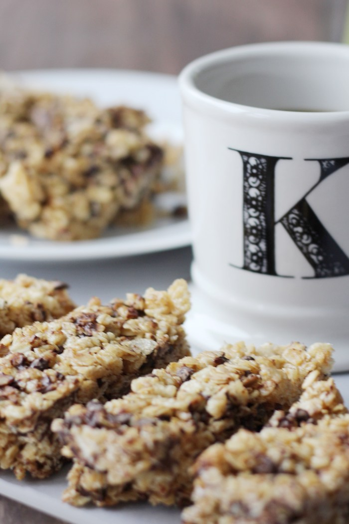 Copycat Quaker Chewy Chocolate Granola Bars