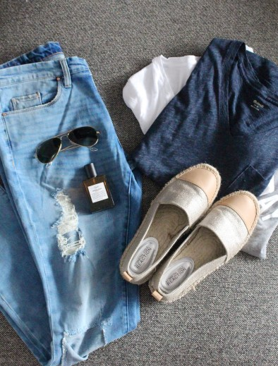 How to create your own Spring Capsule Wardrobe