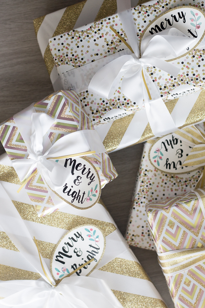 Quick Tips for Wrapping Presents