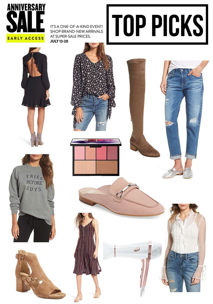 Hottest Buys From the Nordstrom Anniversary Sale