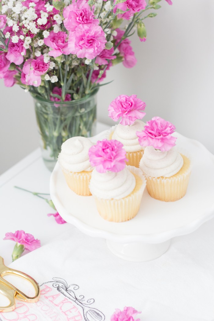 Carnation Me Crazy Cupcakes