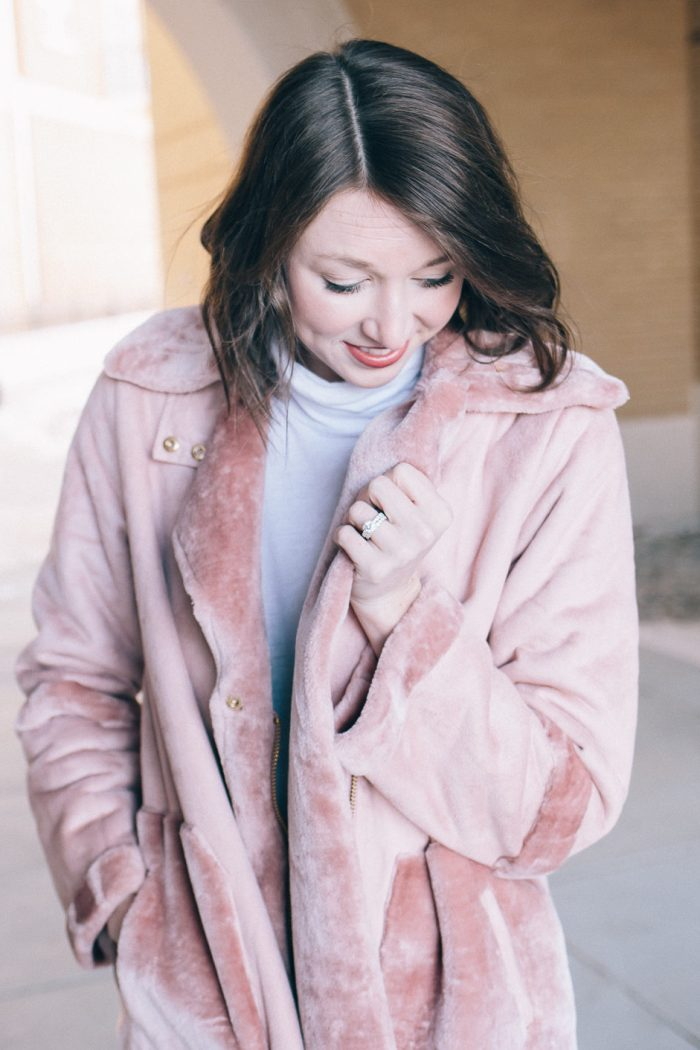 How to Wear The Faux Fur Trend
