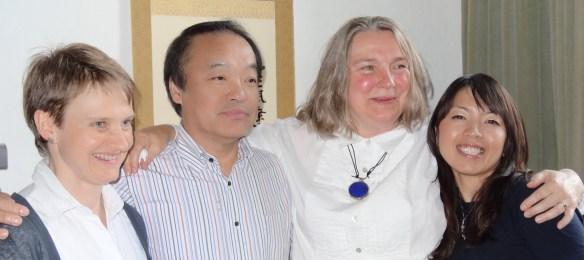 After the event: Thoughts on learning Jikiden Reiki with Tadao Yamaguchi