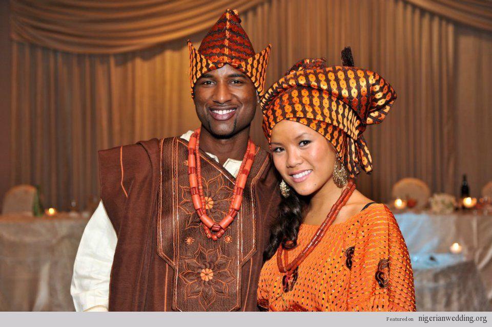The beauty of Traditional Nigerian Weddings  Simply Kayo