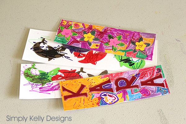 Crafty Bookmarks by Simply Kelly Designs