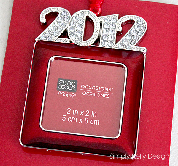 Size Photo For An Ornament or Small Frame by Simply Kelly Designs