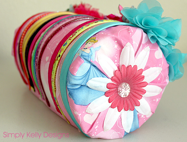No Sew Headband and Tiara Holders by Simply Kelly Designs