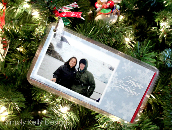 Christmas Photo Cards Ring by Simply Kelly Designs
