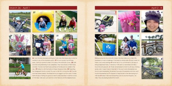 Project 365 Layouts by Simply Kelly Designs