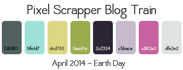 PixelScrapperBlogTrain-April-EarthDay
