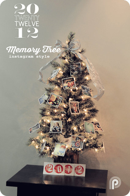 Instagram Memory Tree by Persnickety Prints