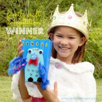 Family Craft Competition Winner