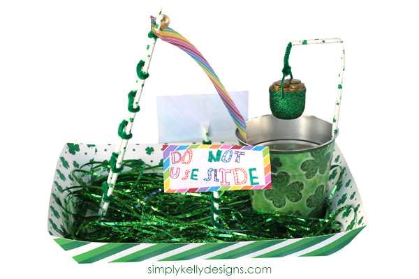 3 Leprechaun Trap Ideas For Kids To Make by Simply Kelly Designs #leprechauntrap #StPatricksDay