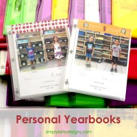 Completed Personal Yearbooks For 2014-2015