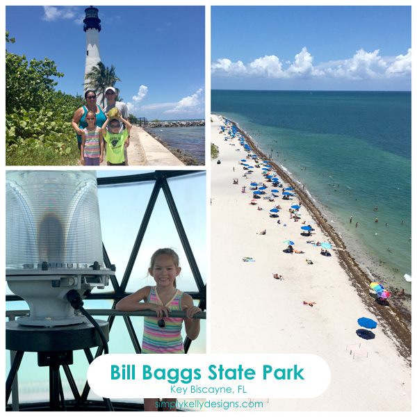 Bill Baggs State Park Lighthouse Tour - Simply Kelly Designs